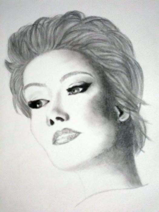 Amber Heard by artifex29